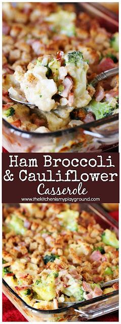 Leftover Ham Casserole Image