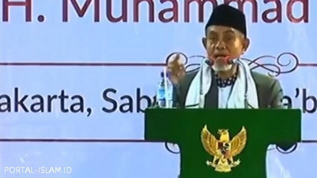 Wasiat Pimpinan Gontor KH Hasan Abdullah Sahal: Pilihlah Pemimpin Yang Menuju Ke Surga