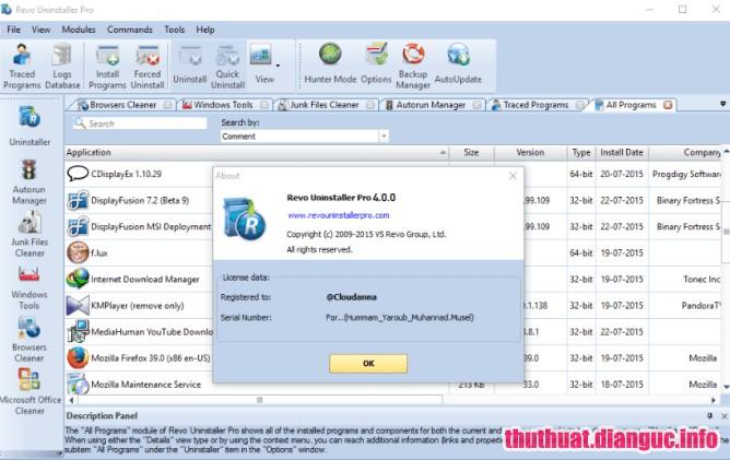 Download Revo Uninstaller Pro 4.0.1 Full Cr@ck + Portable