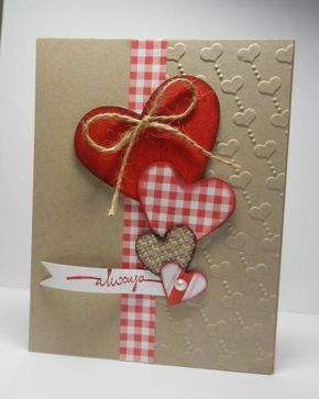 Valentines Love Cards for Girl
