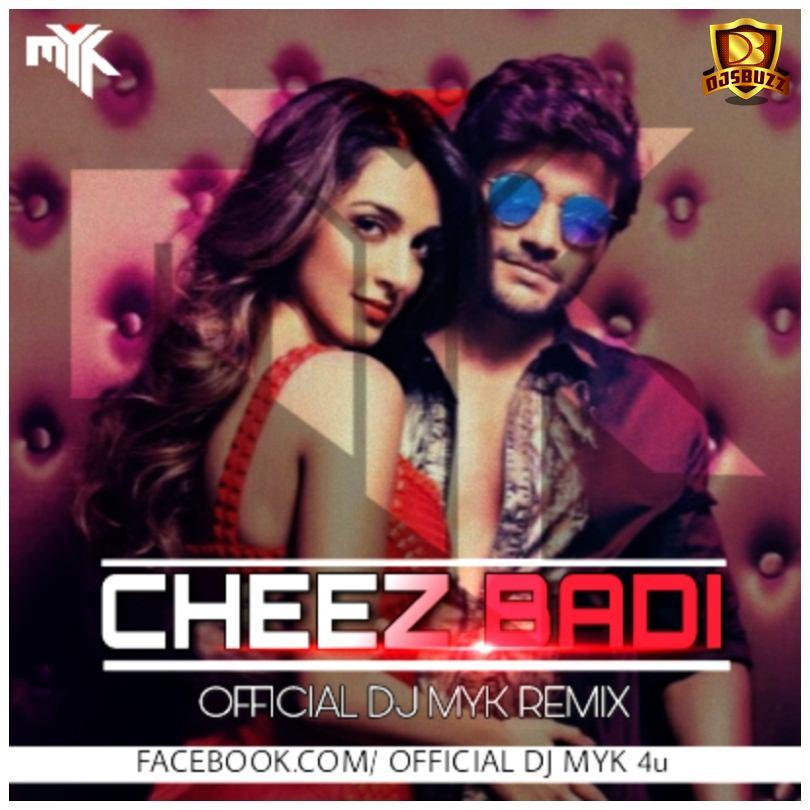 Tu Cheez Badi Download 2017: Official DJ MYK Remix