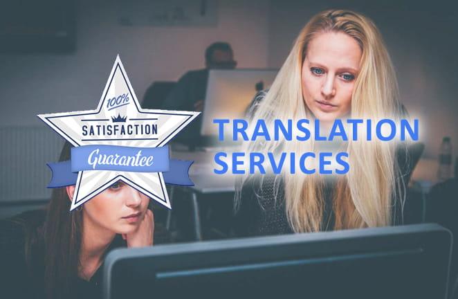 penerjemah di pasar minggu