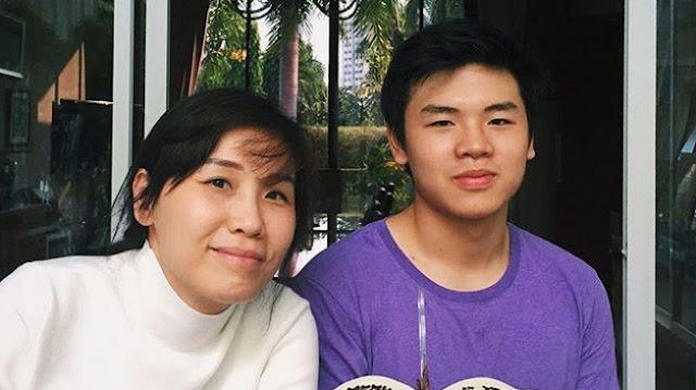 Netizen Terharu, Saat Putera Sulung Ahok Tulis Pesan Untuk Veronica Tan: Kamu Tetap Ibuku, Walau....