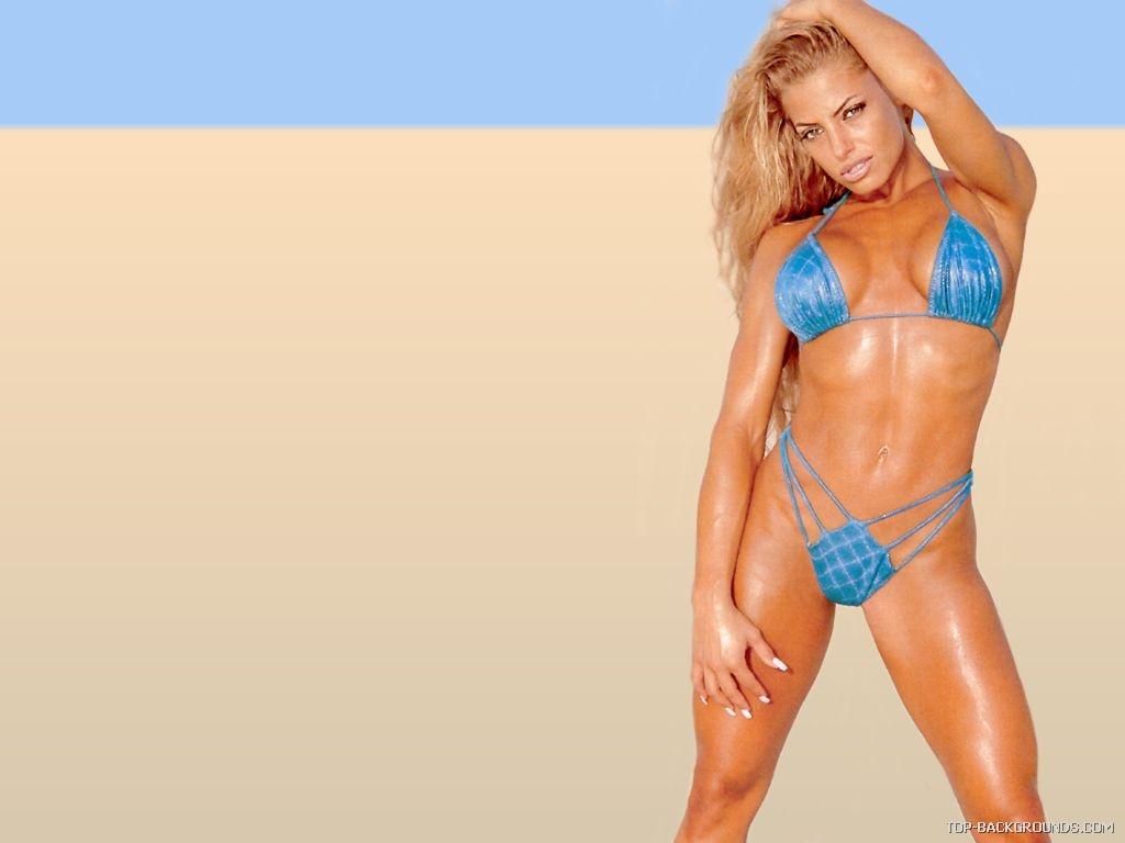 Trish Stratus In A Bikini 108