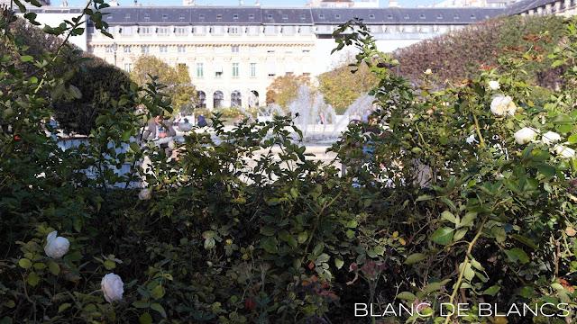Jardin du Palais Royal - www.blancdeblancs.fi