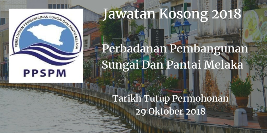 Jawatan Kosong PPSPM 29 Oktober 2018