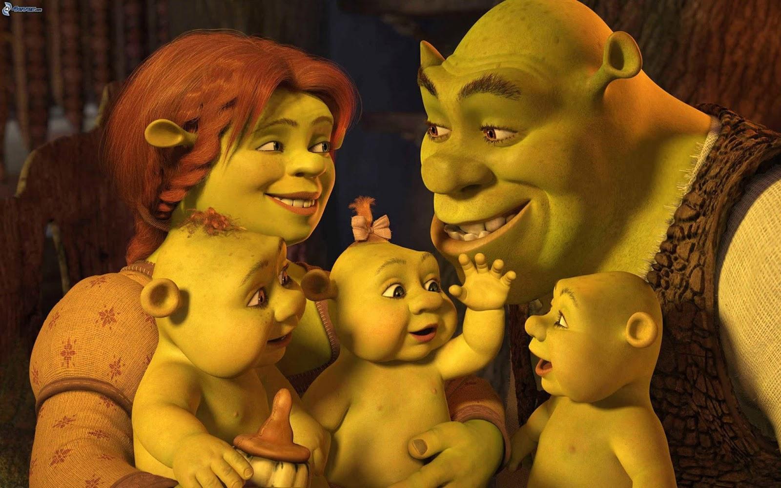 Universal To Reinvent Shrek Franchise In Shrek 5.