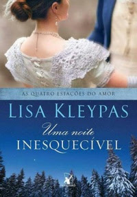 [Resenha] Uma Noite Inesquecível #4,5 - Lisa Kleypas
