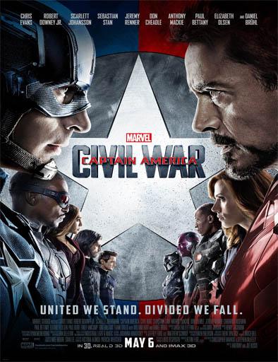 Ver Capitán América: Civil War (2016) Online