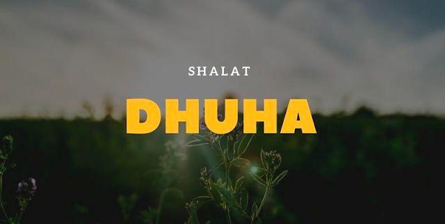 'Sholat Dhuha Waktu Niat dan Doanya, Amalan Sunah Pembuka Pintu Rezeki'