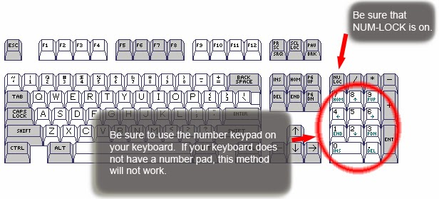 Learn New Things: How To Make Symbol With Keyboard