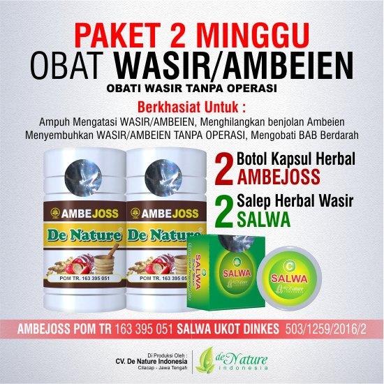 obat wasir cara herbal