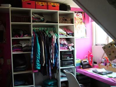 De creatieve wereld van terray: van een roze meisjes kamer naar een