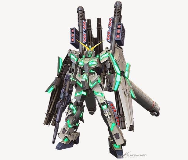 Gundam Extreme VS: Full Boost PS3 Gets new DLC - Gundam Kits