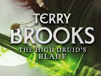 REVIEW - The High Druid's Blade by Terry Brooks