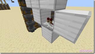 マインクラフト 水流を使った自動仕分け機 リピーター