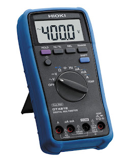Jual Digital Multimeter Hioki DT4212