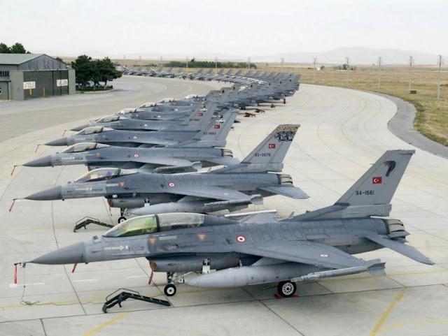 Η Τουρκία καθηλώνει τα «ραγισμένα» F-16 και «πουλάει όνειρα» με το TF-X (ΦΩΤΟ)