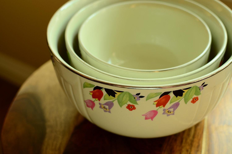 just the good stuff: hall's superior kitchenware