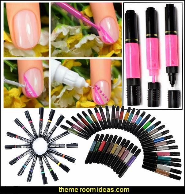 nail art pens-nail art pens-striping nail polish