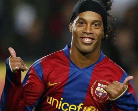 Brazilian legend Ronaldinho retires from professional football at the age of 38