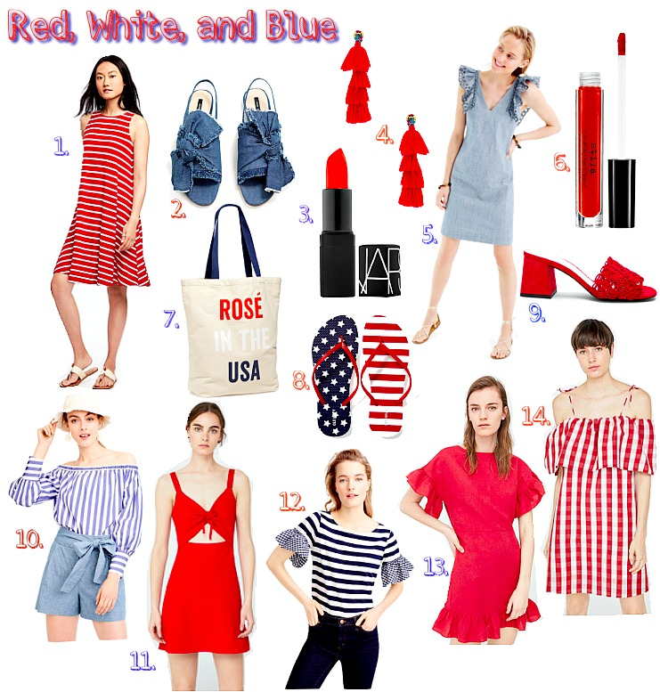July 4th Outfits