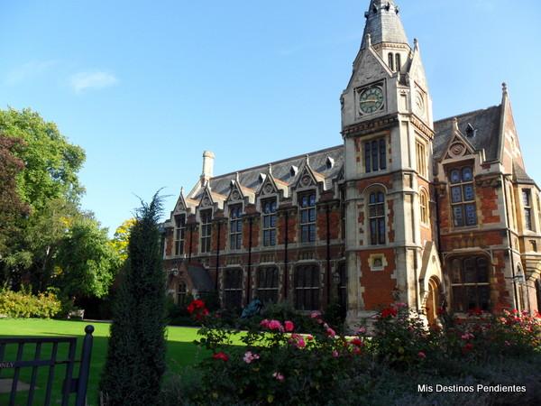 Pembroke College (Cambridge, Inglaterra)