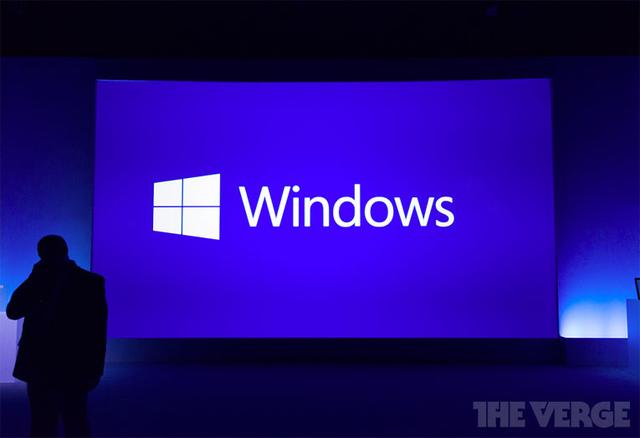 Blue windows 9
