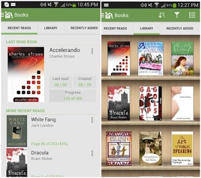 aplikasi aldiko book reader