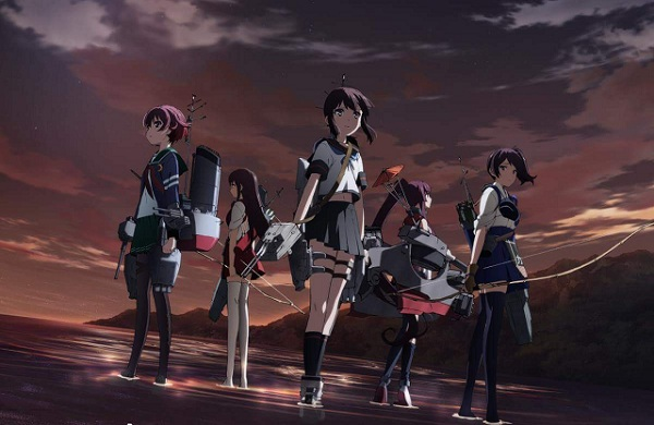 Kantai Collection The Movie BD Subtitle Indonesia