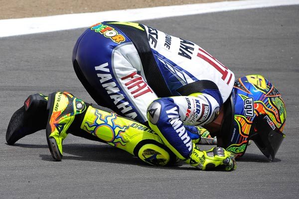 berita motogp Tidak mungkin, tapi Rossi ingin terus membalap di MotoGP