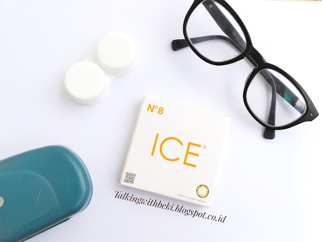 Review X2 Ice no.8 Hazel