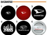 Cover Ban Daihatsu Terios