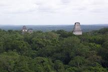 Temperamental Traveler Tikal