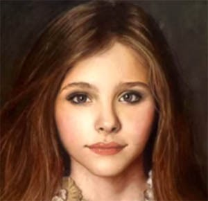 Amazing – Koleksi Lukisan Wajah