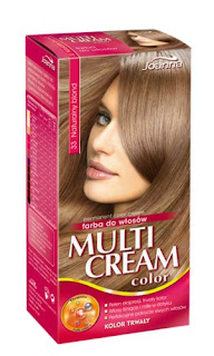 Joanna Multi Cream Color 33  Naturalny Blond