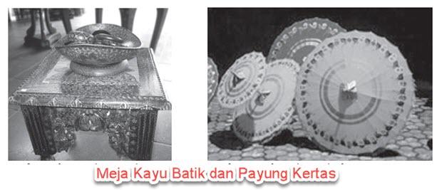 Kerajinan Daerah Surakarta