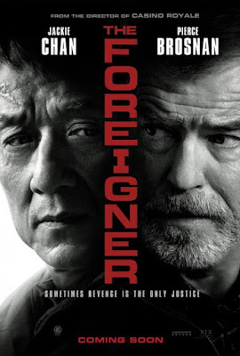 The Foreigner 2017 DVD R1 NTSC Sub