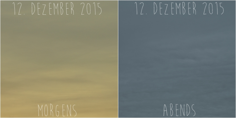 Blog + Fotografie by it's me! - Himmel am 12.12.2015