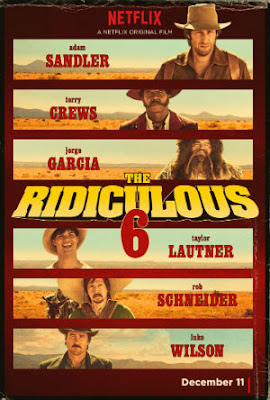 The Ridiculous 6 on Kimmel