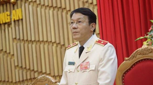 Thiếu tướng Lương Tam Quang