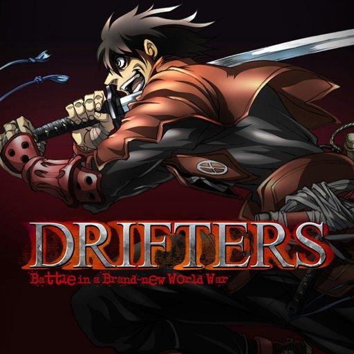 مشاهدة و تحميل حلقة 12 الأخيرة من أنمي Drifters مترجمة أون لاين تصنيف الأنمي : ساموري , خيال تاريخي , أكشن , مغامرات , كوميدي