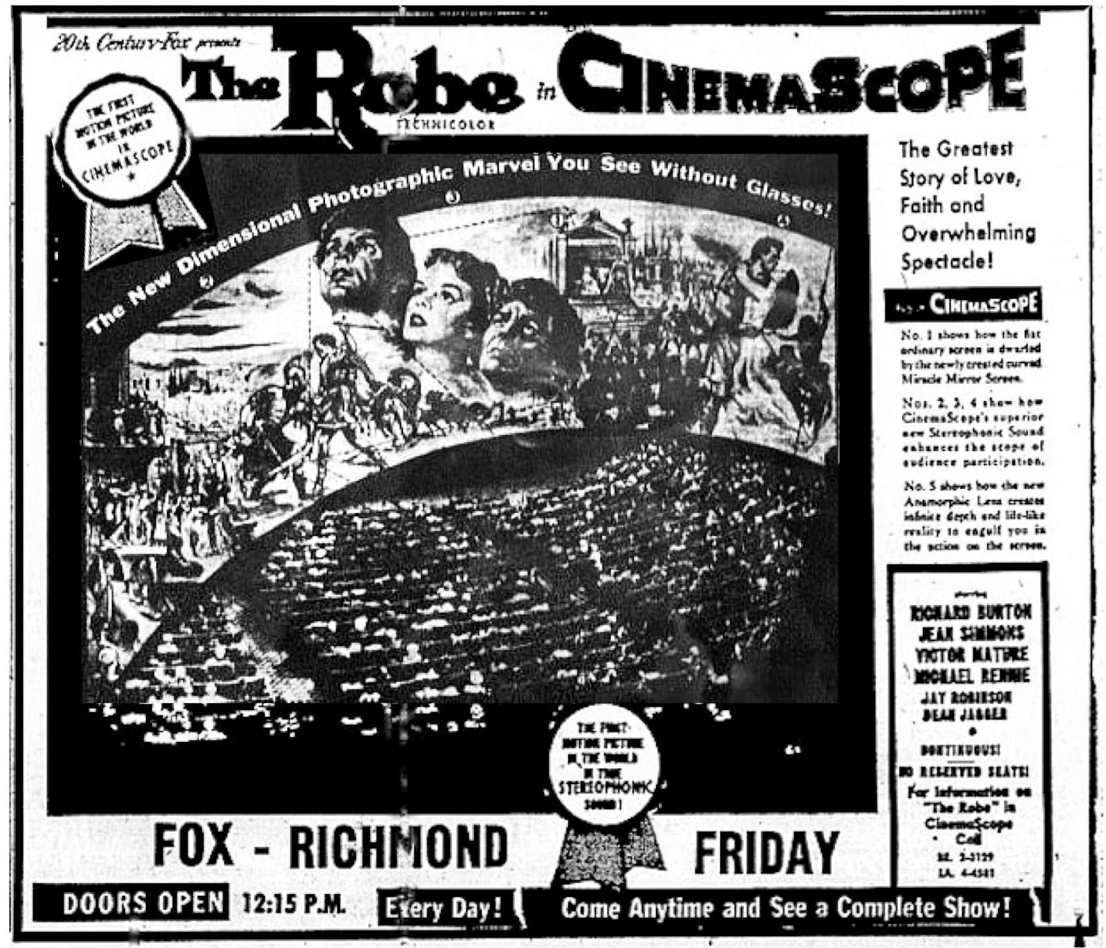 Lost Movie Theatres of Richmond California: Costa Theatre