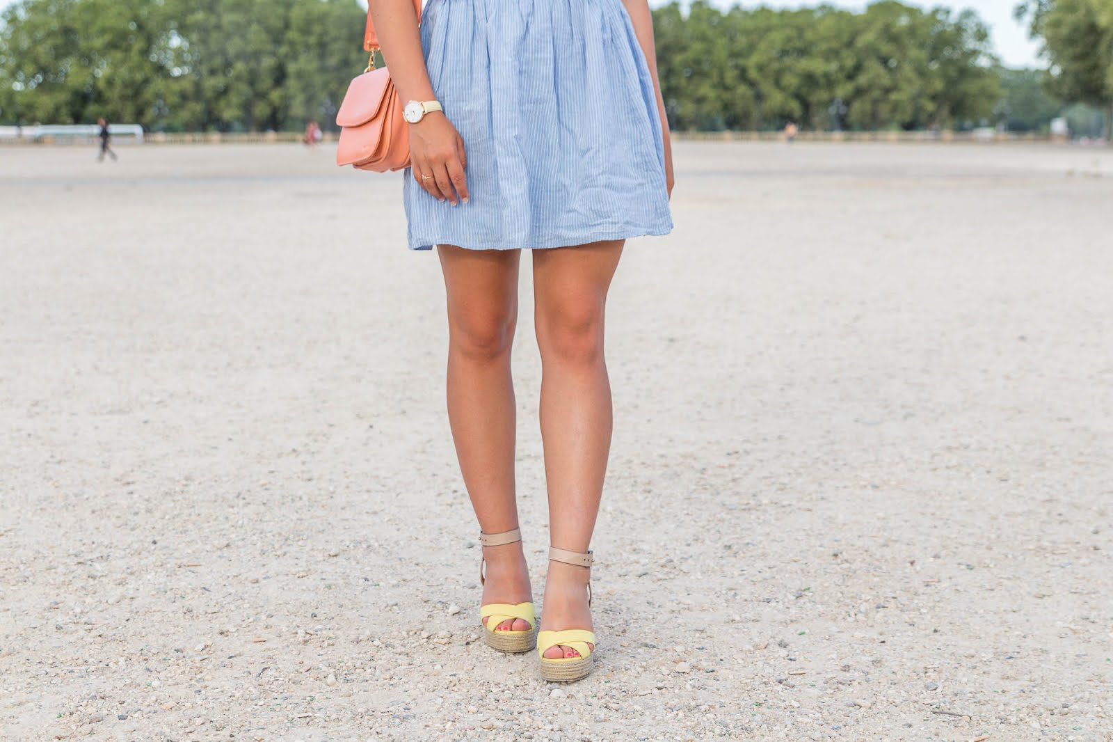 blog mode tenue pastel