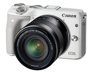 Canon EOS M3 Firmware Download