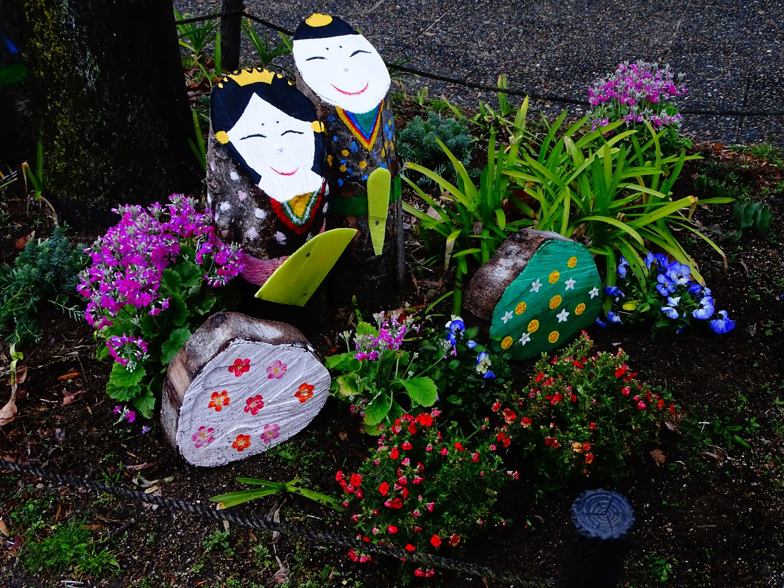 Kansai Culture: Kyuhoji Park Hina Matsuri