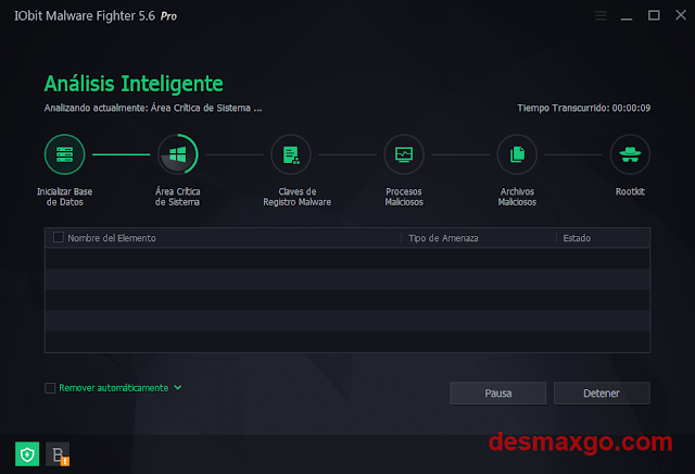 Descargar Malware Fighter PRO con Key