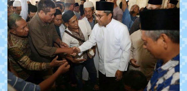 Walikota Makassar Himpun Bantuan Untuk Korban Gempa Aceh
