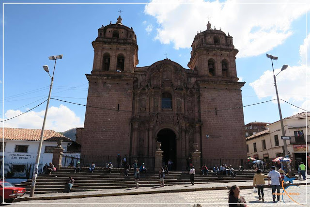 Igreja de Santa Clara, em Cusco