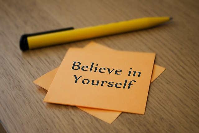 Menjadikan diri terbiasa menulis artikel untuk blog
